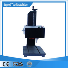 New Product Dot Peen Zinc Plate Etching Machine for Logo