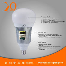 Residential lighting led bulb , high Luminous led lighting , high power