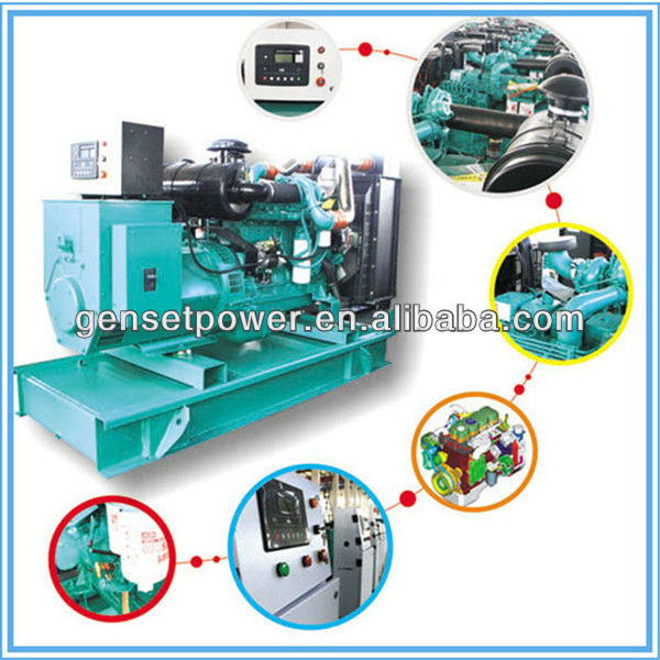 30kw to 750kw Generator Head For Sale