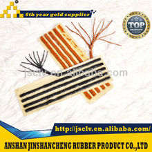 Tyre Tubeless Seal Strip Plug Tire Puncture Repair Recovery Kit