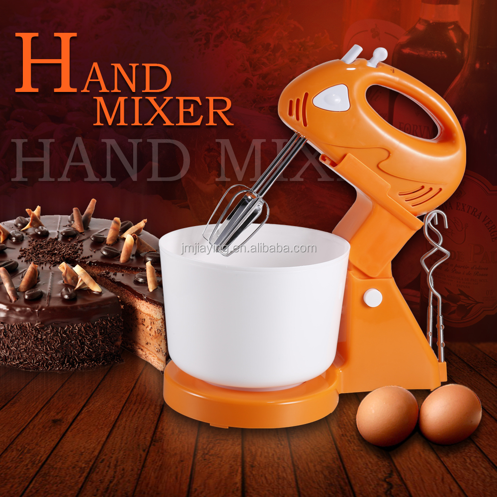 Best Price Plastic Hand Mixer With Bowl