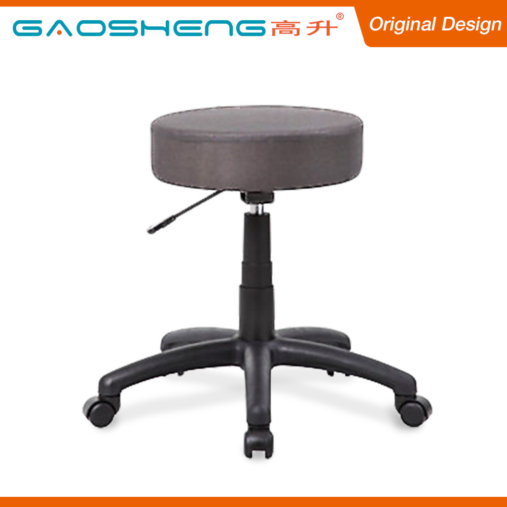 Foshan Supplier Durable Metal Parts Adjustable Lab Stool Chair