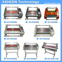 166 Laminator desktop laminator, paper plate making machine, hot roll laminator