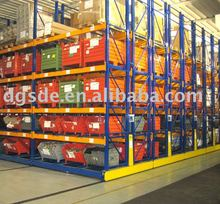 mobile pallet racking storage system