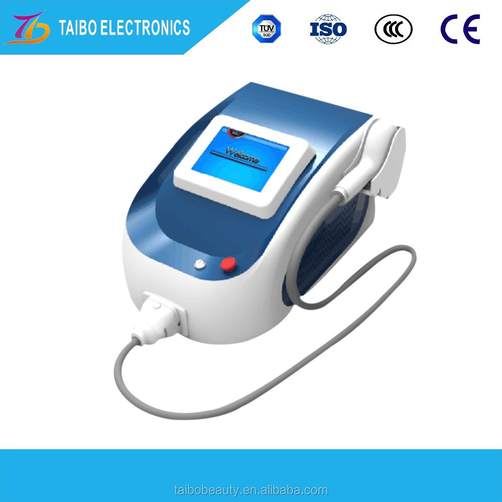 Home Type 808nm 7w laser diode/brown hair removal machine/soprano laser hair removal machine