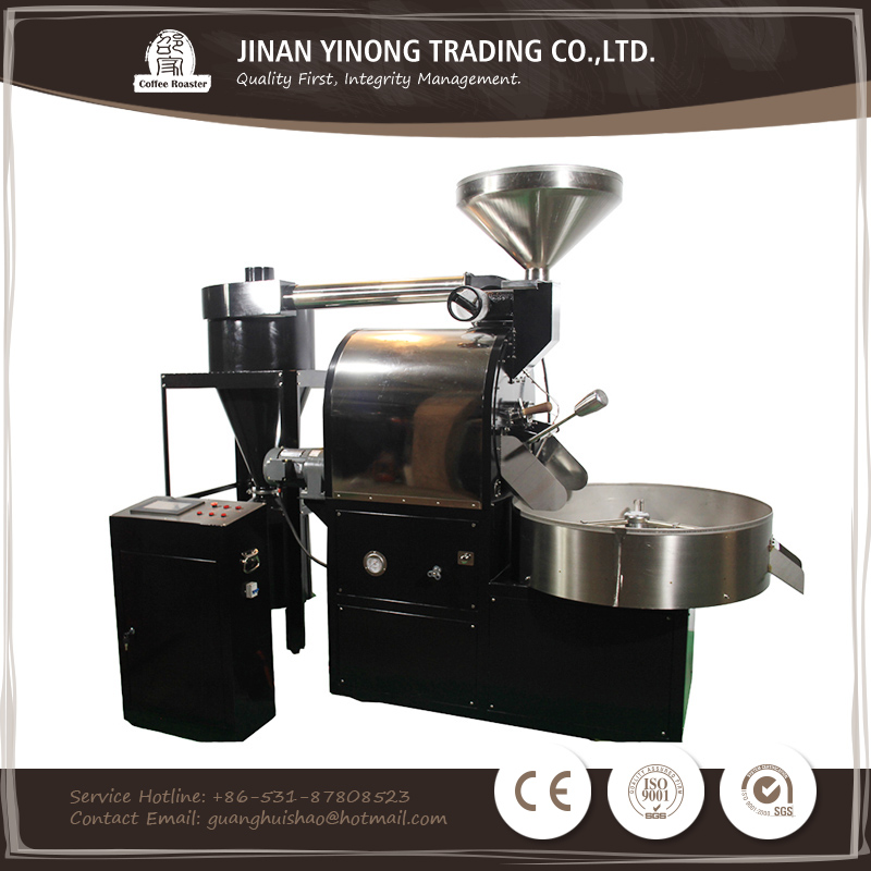 ShaoJia 12KG gas coffee roaster 12KG industrial coffee roaster 12KG made in china coffee roaster machine