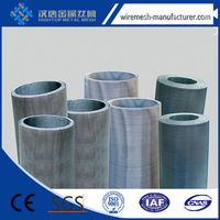 0.23mm 0.24mm wire diameter stainless steel mesh screen roll