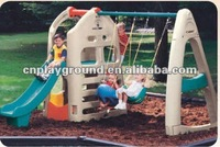 EXCELLENT QUALITY SWING AND SLIDE KID'S PLAY STRUCTURE (HB-14108)