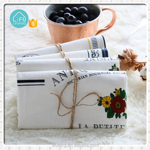 Good Quality Cheap Wholesale Linen Small Kitchen tea Towels