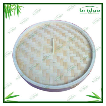 Commercial bamboo rice steamer
