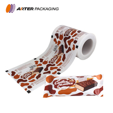chocolate bar packaging material