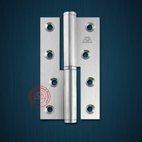 Stainless steel Detachable hinge hot in West Euro.