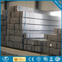 China supplier galvanizado tubo with CE certificate