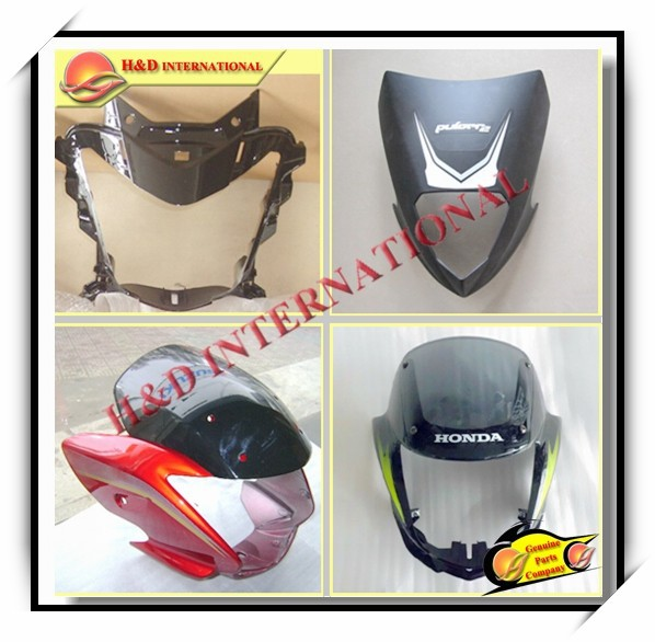 Chinese Motorcycle Headlight Fairing With High Quality Motorcycle Parts