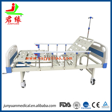 manual medical bed 2 function hospital bed for patient