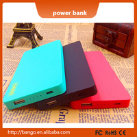 10000MAH external power bank case charger battery six colors case for phone 6S plus