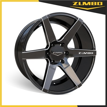 ZUMBO S0005 Mirror Polish Lip Center 3 pcs Forged Alloy Wheel High Quality 18x9.5 inch