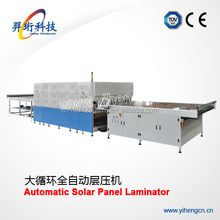 Full automatic solar Module Laminator used for solar panel manufacturing