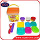 Soft toy for kids color mud set