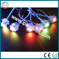 ws2811 led pixel light rgb smart pixel light 5050 smd clear cover DC5V