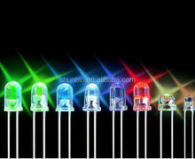 5mm round led diode for traffic lights; 25degree LED for traffic lights red, yellow, green