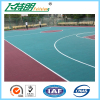 Synthetic silicon PU tennis courts sports floorings