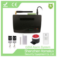 Wireless Intelligent Security And Protection GSM
