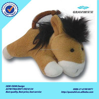 Lovely plush toy horse soft&stuffed toy
