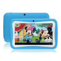 Android 5.1 cheap 7 inch quad core wifi bluetooth children tablet kids tablet