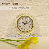 decorative resin table clock wholesale