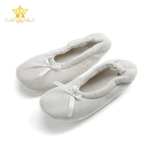 Wholesale ladies winter or four season flat after party shoes