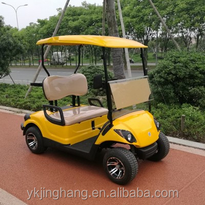 5kw New Good prices electric golf car with 6 8 and 10 seats