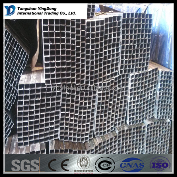 2x3 square steel tubing strength