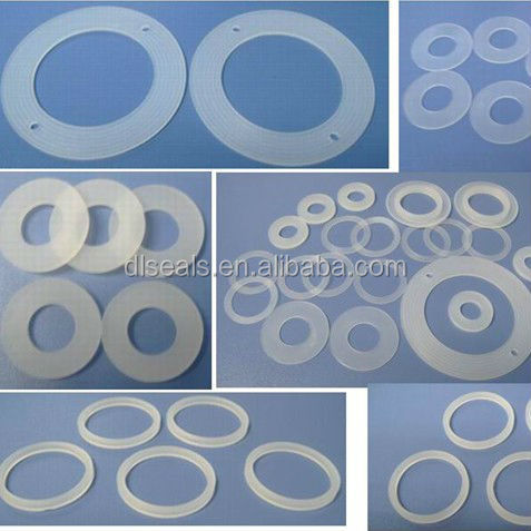 FDA Silicone rubber gasket / sheet/ foam strip/o ring