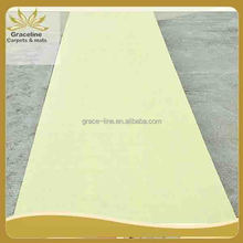 light color plain exhibition carpet