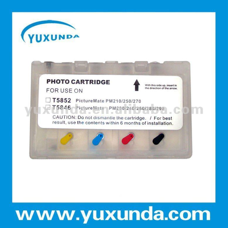 Hot!!! Compatible with PM245 PM235 ink cartridge for T5852