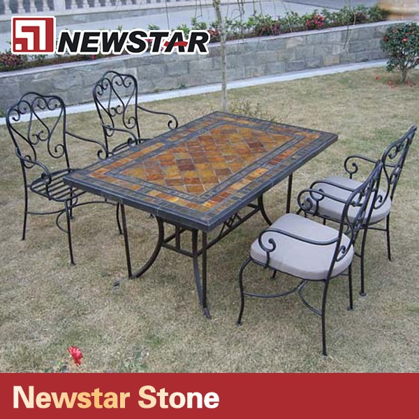 Newstar Supply Stone Mosaic Furniture Mosaic Table Slate  : HTB1e2lORXXXXXcXXpXXq6xXFXXXr from www.alibaba.com size 600 x 600 jpeg 121kB