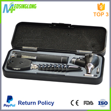 Cheap price professional diagnostic ophthalmoscope and otoscope set MSLEY02