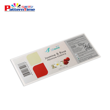 Factory price daily bath label sticker printing