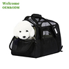 KID black washable and foldable Animal dog cat carrying bag