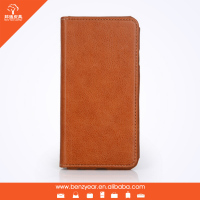 China leather flip cover case smartphone cover for apple iphone 6
