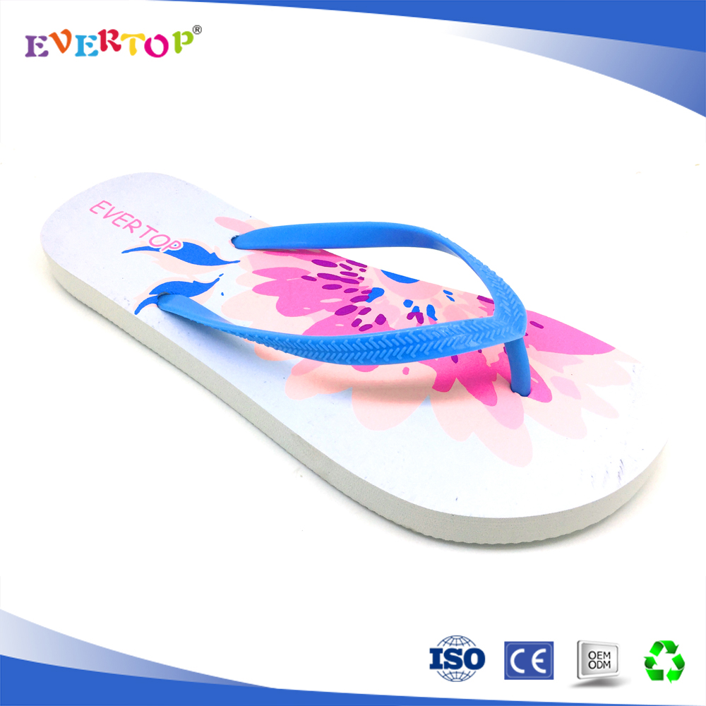 2016 High Fashion footwear Lady Slide Rubber Slippers Custom Designs women Slide Sandals shoes