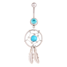 Bali Dream Catcher Supplies Navel Belly Button Rings