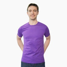 wholesale many colors 100% cotton cheap plain t-shirt