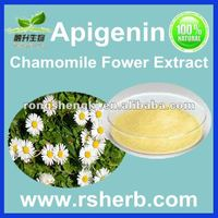 GMP Factory Supply Pure Natural Chamomile Extract Powder