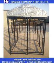 Luck Dog Uptown Welded Wire Dog Kennel With Free Cover