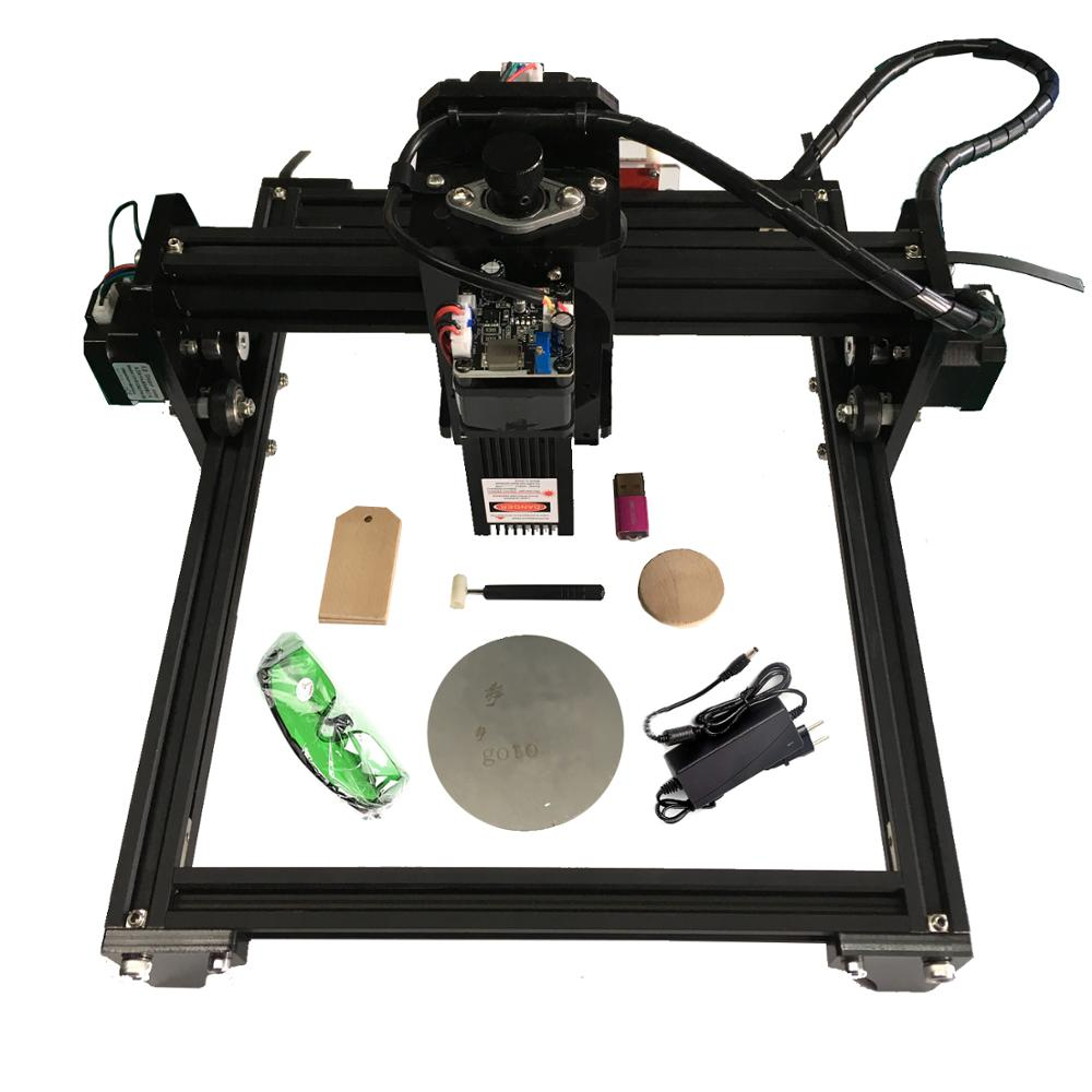 DIY Laser Engraving machine Laser Engraver Laser Cutter For Wood Plastic Paper Bamboo 170X200MM Working Area