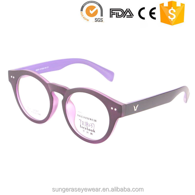 Sungeras TR90 round optical wholesale custom logo tattoo fit over glasses frames wholesale reading design optics reading glasses