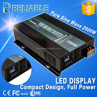 Promotion Sales 2000W Pure Sine Wave Power Converter