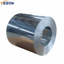 Cold rolled Zinc Coated hot dipped Galvanized Steel coil / banding / GI coil secondary quality cr steel coil